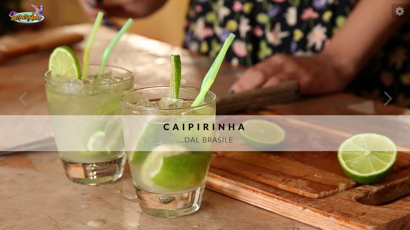 Deportivo | Disieasy Caipirinha